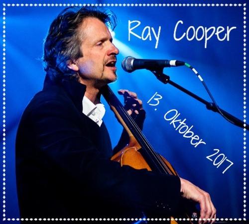 Wohnzimmerkonzert Mit Ray Cooper UK